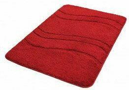 Bisk Dywanik One 60x90cm, czerwony 05685