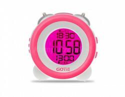 Gotie Budzik elektroniczny z mechanicznym dzwonkiem Wake Up Clock GBE-200R