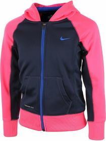 Nike bluza sportowa dziewczęca 2.0 FULLZIP HOODY TUNJ-632 / 546100-410