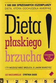 Vaccariello Liz, Sass Cynthia Dieta płaskiego brzucha!