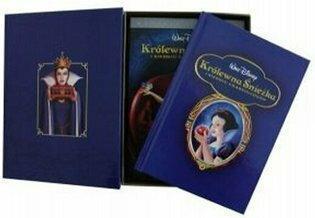 CD Projekt Królewna Śnieżka i siedmiu krasnoludków (Disney) DVD+[książka]