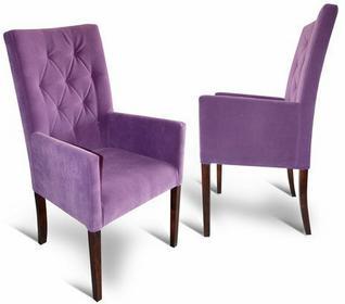 DomArtStyl fotel WYSOKI 107 cm