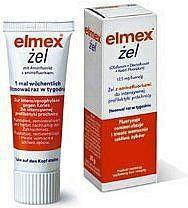 Gaba International Elmex Żel do intesywnej profilaktyki próchnicy wzmacniający szkliwo