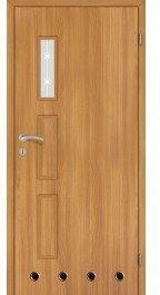 Skrzydło drzwiowe Kasio łazienkowe 70 prawe Akacja