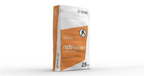Siniat Klej gipsowy NIDA Klej Typ T 25kg