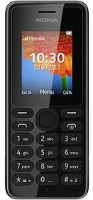 Nokia 108 Dual Czarny