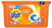 Vizir Go Pods Touch of Lenor Freshness Kapsułki do prania do bi