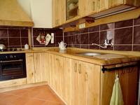 Konar Meble Kolbudy Fronty meblowe kuchenne dębowe RUSTICA 1