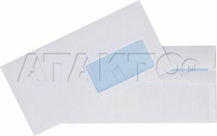 IDEST Koperta DL białe SK ok/p (50) PX1461