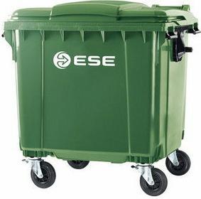 ESE Pojemnik na odpady 1100l MGB1100