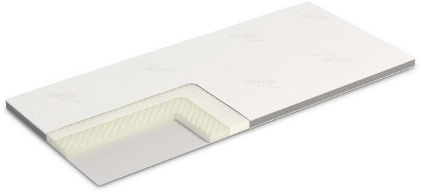 Dormeo Doremo materac nawierzchniowy Silver-Ion Contour 180x200 cm