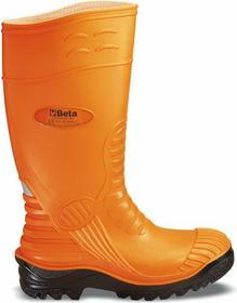 Beta buty bezpieczne, wysokie z PCW, 7328