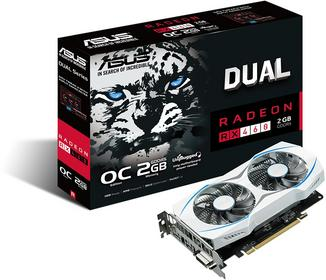 Asus Radeon RX 460 Dual OC