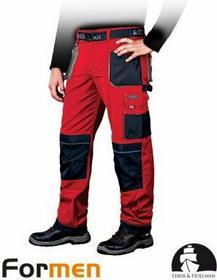 Leber & Hollman spodnie ROBOCZE DO PASA LH-FMN-T CBS roz. 54 LH-FMN-T CBS 54