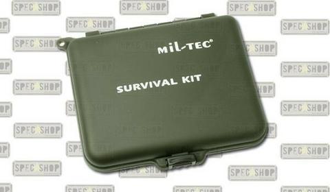 Mil-Tec - Zestaw Surwiwalowy - BOX - 16027200