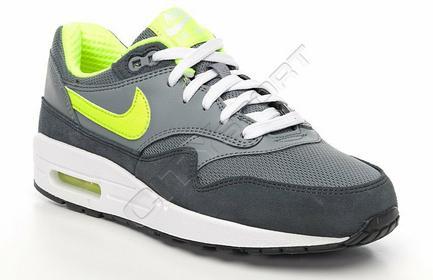 Nike Buty Dziecięce Air Max 1 (GS) 555766-045