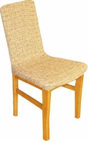 Forbyt Luksusowy Pokrowiec na krzesło Andrea, zestaw 2 szt.
