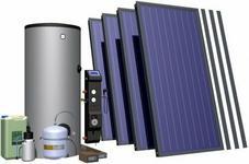 Hewalex Zestaw solarny 4TLP-400W dla 4-6 osobowej rodziny 94.42.43