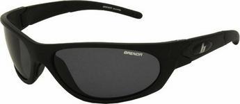 Okulary sportowe Brenda 8169 C3 (C12) Matte Black