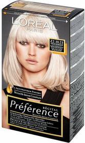 Loreal Recital Preference 10.21/Z2 Stockholm Bardzo jasny blond opalizujący