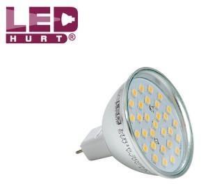 S-LED Żarówka LED GU5,3 MR16 5W 230V 1513