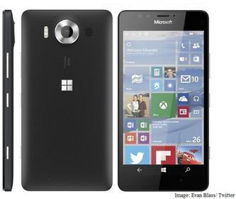 Microsoft Lumia 950 XL Dual SIM Czarny