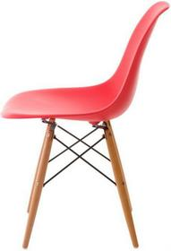 Quadre Design Krzesło Eiffel Wood polipropylen