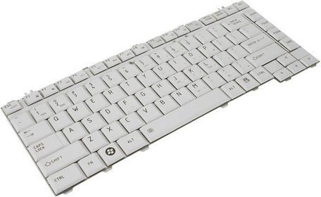 TOSHIBA Klawiatura laptopa do A200 (srebrna)