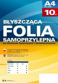 Samoprzylepna Folia do drukarek atramentowych Argo, format A4 opakowanie 10