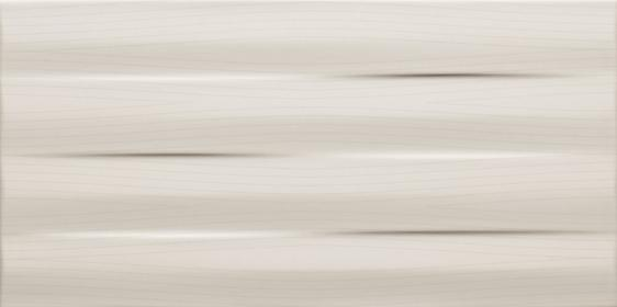 Tubądzin Maxima Płytka ścienna 22,3x44,8 Szary Grey Struktura