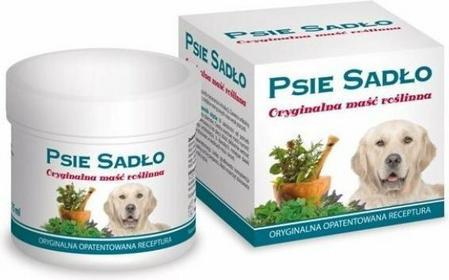 Solinea Psie sadło maść rozgrzewająca 75 ml