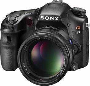 Sony Alpha 77 + 16-50 kit 3D