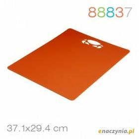 Elastyczna Deska do krojenia, pomarańczowa, 37x29 cm, firmy Granchio - 88837