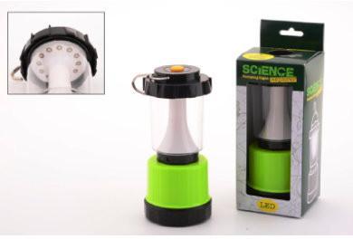 John Science Explorer - LED Lampa campingowa Licht 29526