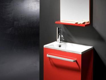 Bathco Spain Zestaw mebli łazienkowych Kit Niza Rojo 9901RJ