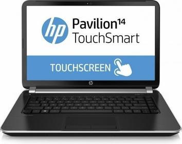 HP Pavilion TouchSmart 14-n206ej F9U21EAR HP Renew 14