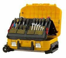 Stanley Profesjonalna walizka narzędziowa na kółkach FATMAX 72-383 SY72-383