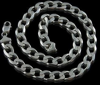 Łańcuch srebrny pancerka Ł 223/0 89.5g 50cm (Ł 223/0 89.5g 50cm)