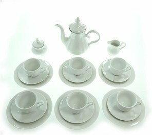 Capulum RUSTICAL Serwis kawowy/herbaty dla 6 osób 1242