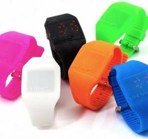Zegarek Blink Time! - zielony