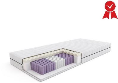 Hilding ORGINAL materac multipocket sprężynowy Rozmiar 160x200