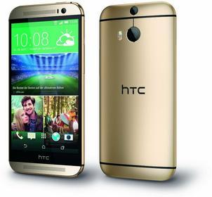 HTC One M8 Złoty