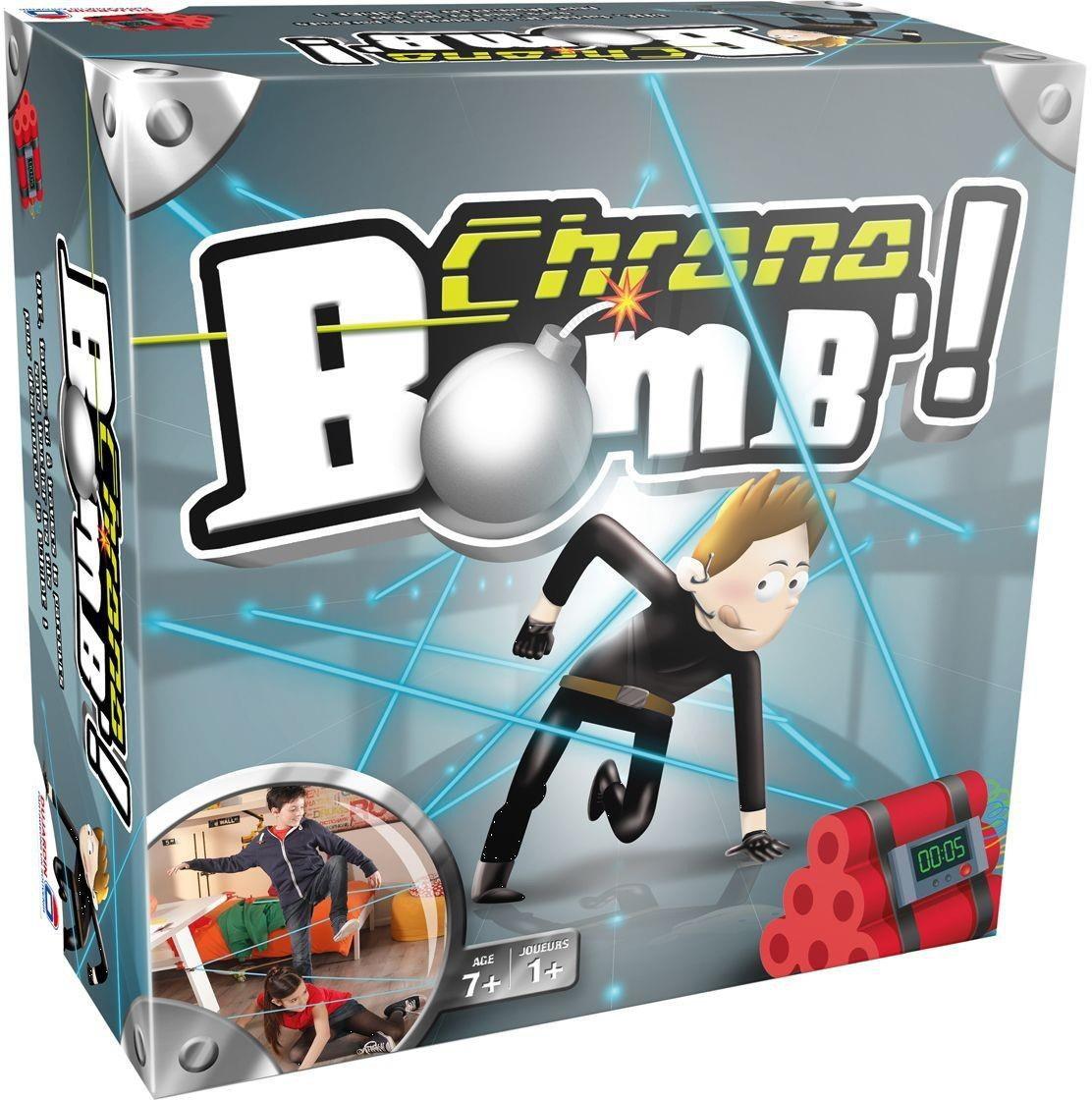 Epee Chrono Bombyścig z czasem 02255