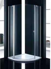 Swiac Humia 90x90 L Plus lewa szkło transparentne