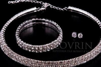 Lovrin Komplet biżuterii Z377