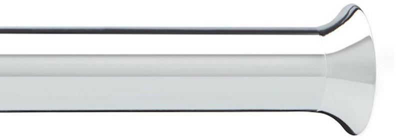 Umbra Chroma Chrome Karnisz z regulowaną długością rozporowy