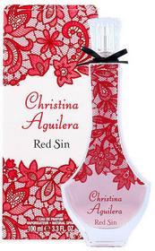Christina Aguilera Red Sin Woda perfumowana 100ml