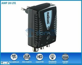 Meliconi s.p.a. Wzmacniacz antenowy AMP 20 LTE