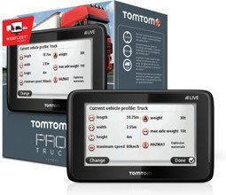 TomTom PRO 5150 Truck LIVE Europa