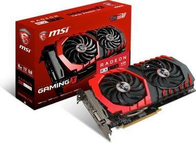 MSI Radeon RX 470 8GB VR Ready